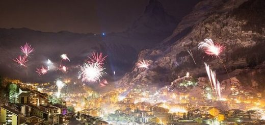 Zermatt New Years Eve