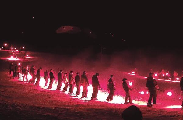 Big Bear Lake New Years Celebrations