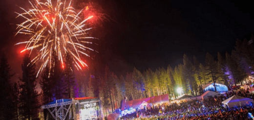 South Lake Tahoe New Years Fireworks