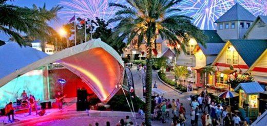 Destin FL New Years Celebrations