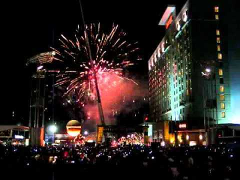 Raleigh New Years Eve Fireworks
