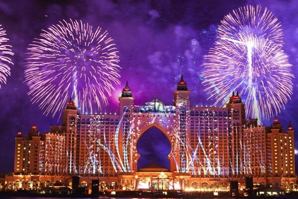 Atlantis The Palm Dubai New Years Eve 2020 Gala Dinner Packages