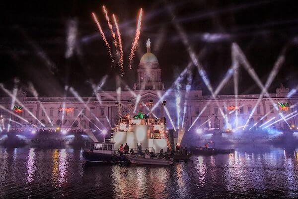 Dublin New Years Eve 2020 Events, Hotels Packages, Parties & More