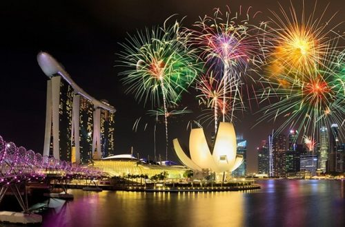 Singapore New Years Eve 2020 Parties, Hotel Packages, Events