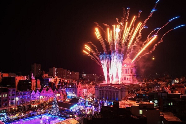 Nottingham New Years Eve 2020 Hotel Deals, Events, Parties